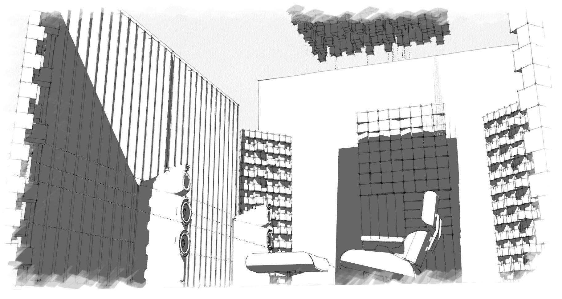 MoreCinemas denkt met u mee, voor de mooiste ontwerpen! gamerooms, simulator rooms, luister ruimtes